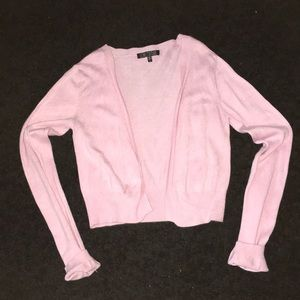 Vintage Baby Pink Sweater!!